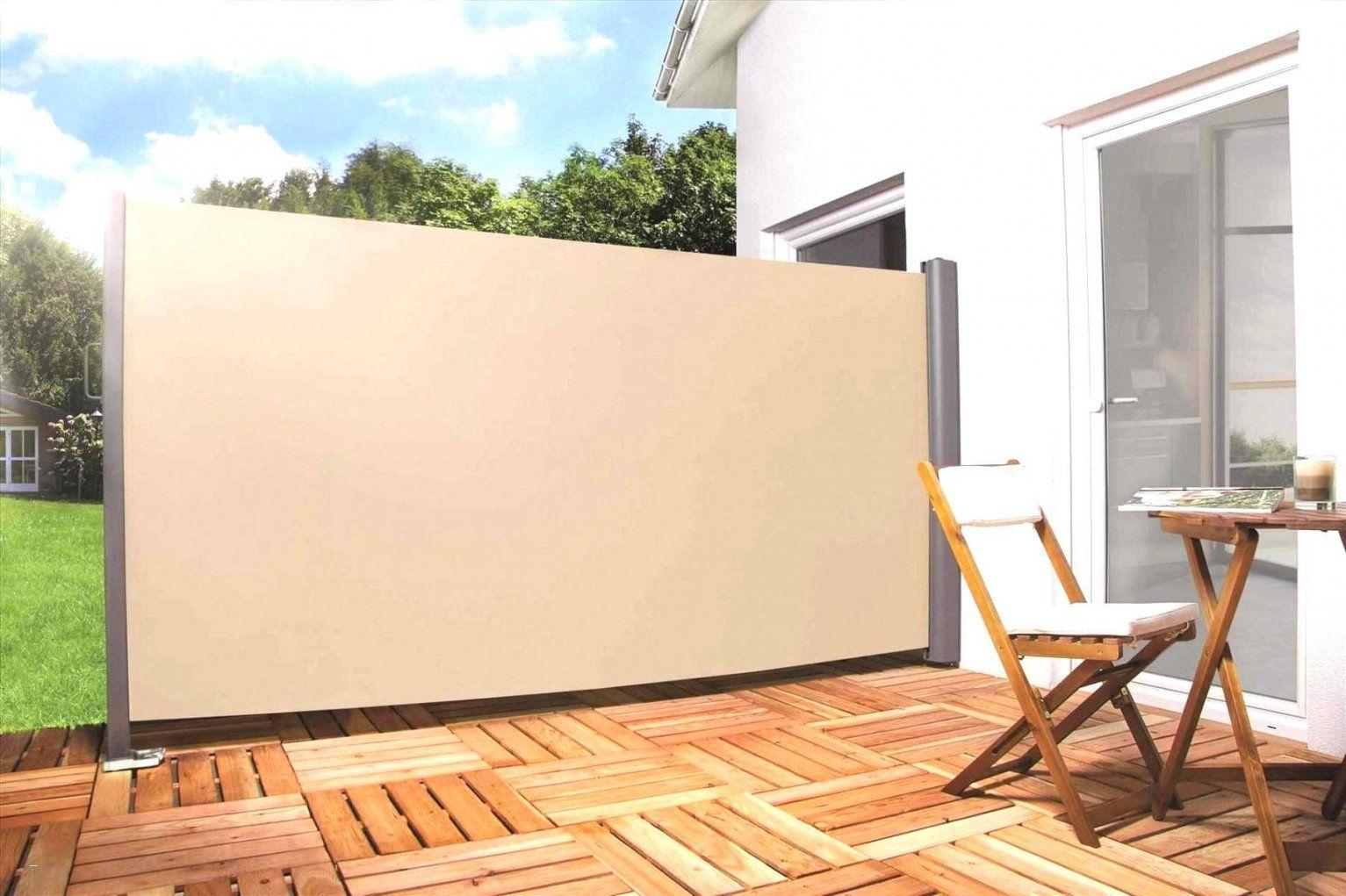 16 Inspirierend Terrasse Sichtschutz Selber Bauen  Greendmv von Terrassen Sichtschutz Selber Bauen Bild