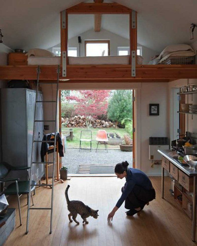 18 Hochbett Für Erwachsene  Intelligente Idee Kleine Zimmer von Design Hochbett Für Erwachsene Photo