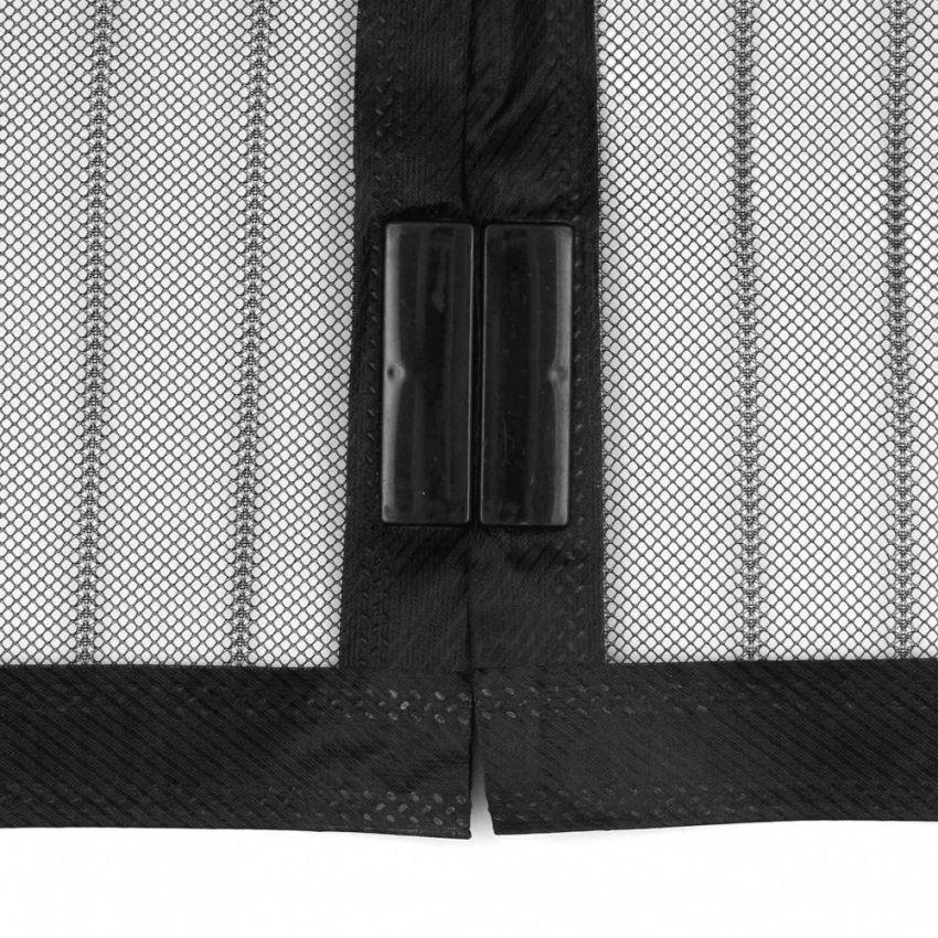 1Plus Insektenschutz Fliegengitter Magnetvorhang Für Türen Bis 100 X von Fliegengitter Magnetvorhang Für Türen Bild