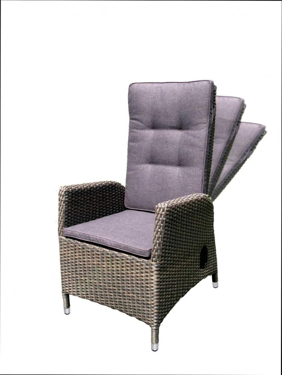 30 Einzigartig Polyrattan Sessel Verstellbarer Rückenlehne Design von Polyrattan Sessel