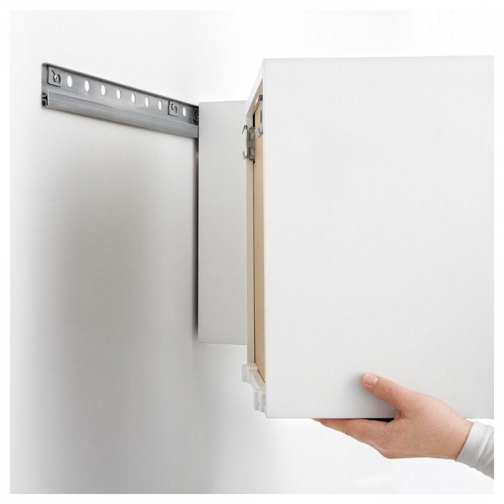 33 Best Of Design Bezieht Sich Auf Küchenschränke Aufhängen  Beste von Bilder Aufhängen Schiene Ikea Bild