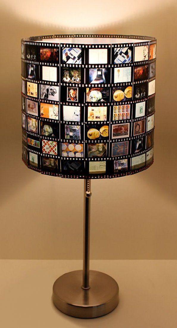 35 Abgefahrene Upcycling Ideen Wie Man Günstig Einen Diy von Do It Yourself Lampenschirm Photo