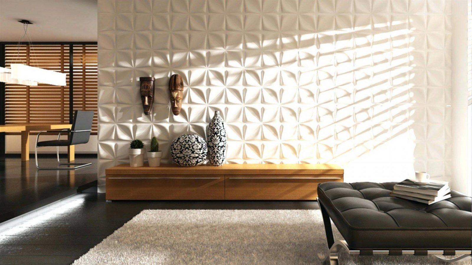 3D Tapete Steinoptik Moderne Deko Idee Bold Design Wohnzimmer Schan von Tapete Steinoptik 3D Wohnzimmer Photo