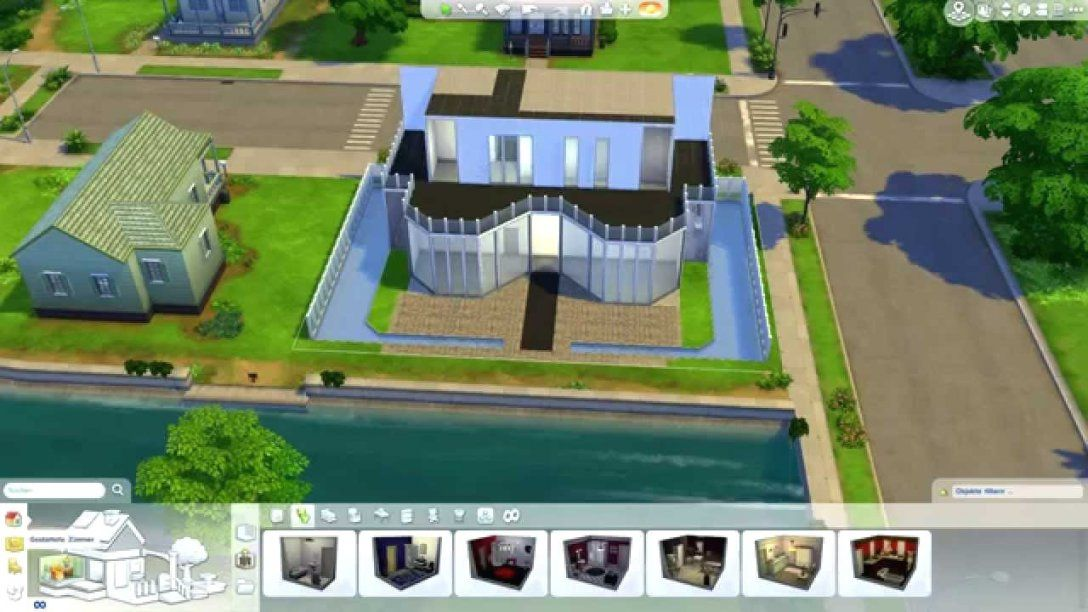 4 Haus Bauen 2 Modern Luxury Home Download Youtube Avec Sims 2 Avec von Sims 4 Häuser Zum Nachbauen Bild