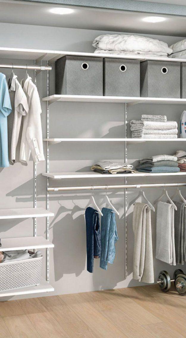 40 Besten Begehbarer Kleiderschrank Bilder Auf Pinterest von Begehbarer Schrank Selber Bauen Bild