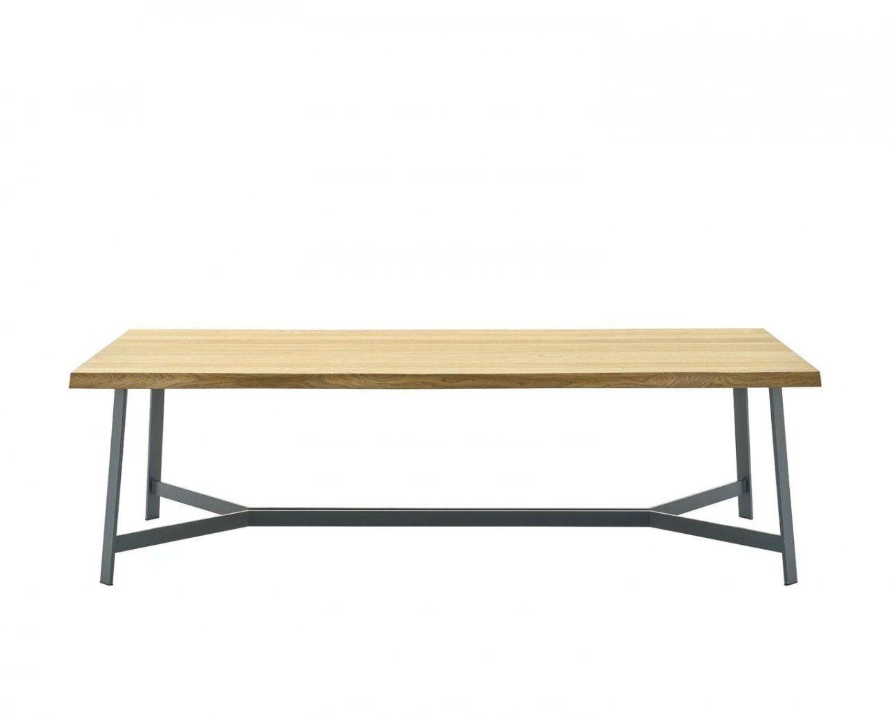 49 Genial Tisch Mit Metallgestell Bilder  Tische Ideen von Tisch Mit Metallgestell Und Holzplatte Bild
