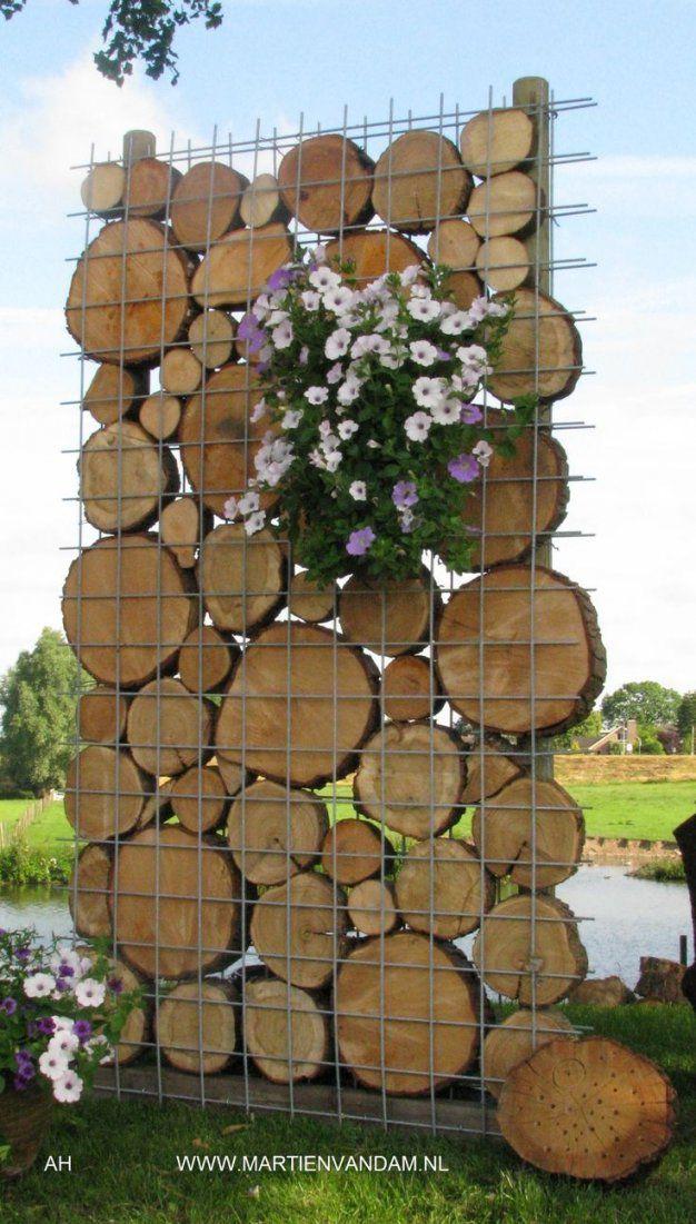 78 Besten Sichtschutz Im Garten Bilder Auf Pinterest  Sichtschutz von Kleiner Zaun Für Vorgarten Photo