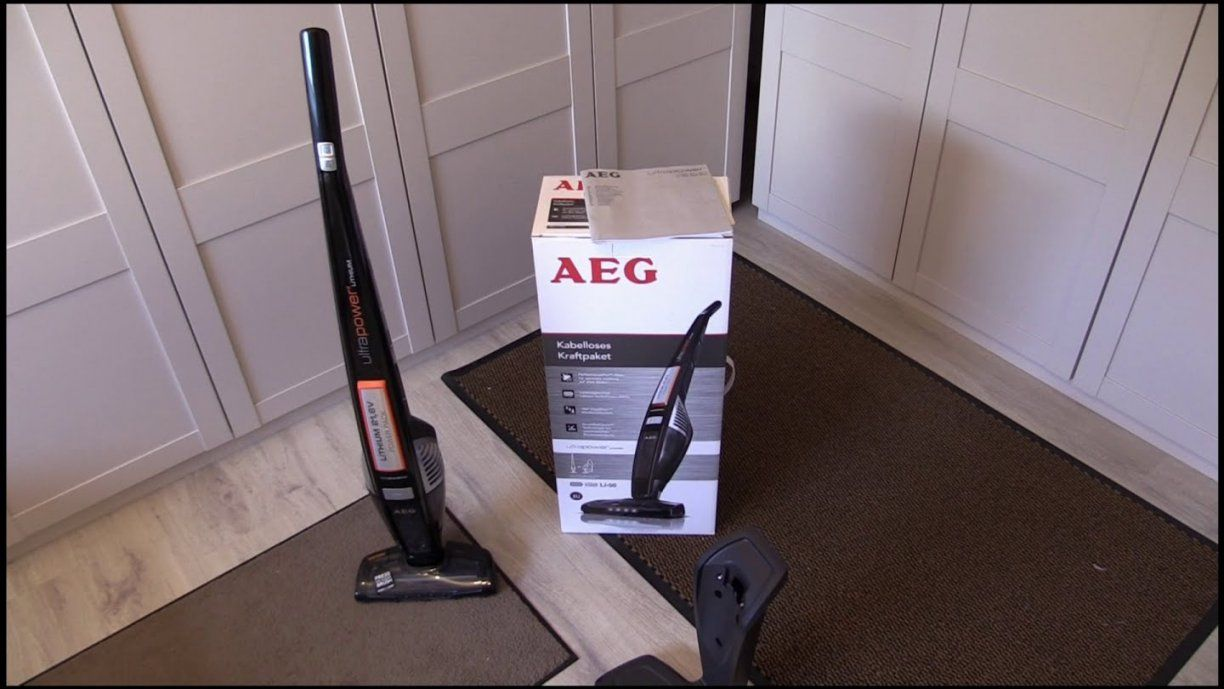 Aeg Eco Li 50 Ultrapower Ag 5020 Handstaubsauger  Test  Youtube von Aeg Eco Li 60 Ultrapower Photo