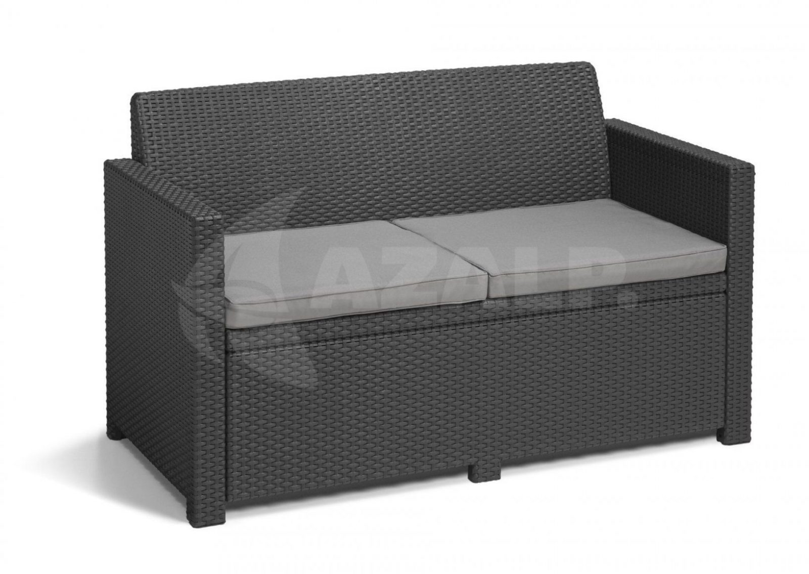 Allibert Merano Lounge Set Graphite Kopen Bij Azalpnl von Allibert Lounge Set Merano Bild