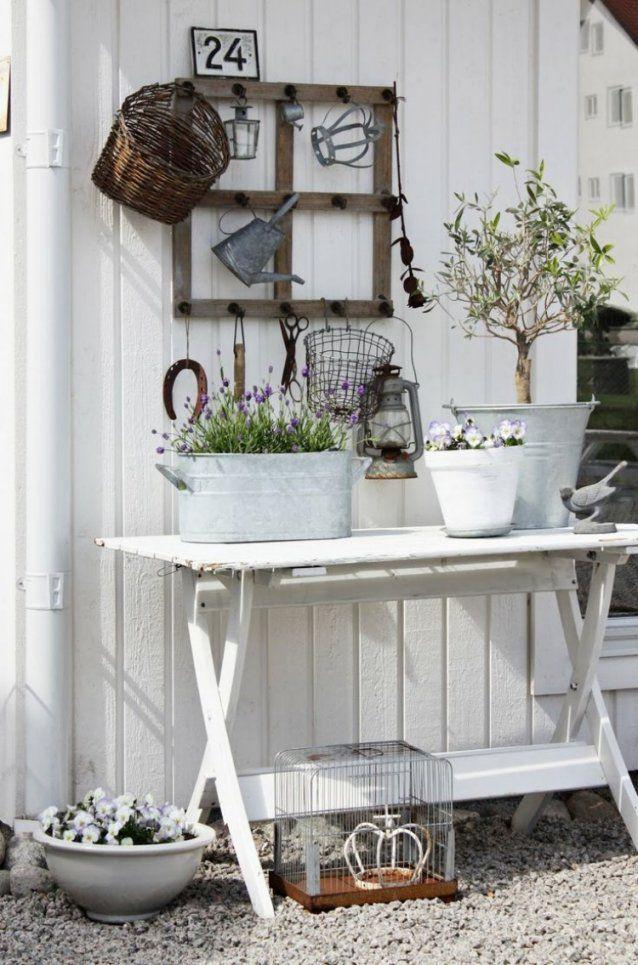 Alte Fenster Zur Dekoration Im Haus  50 Coole Ideen von Dekoration Mit Alten Fenstern Photo