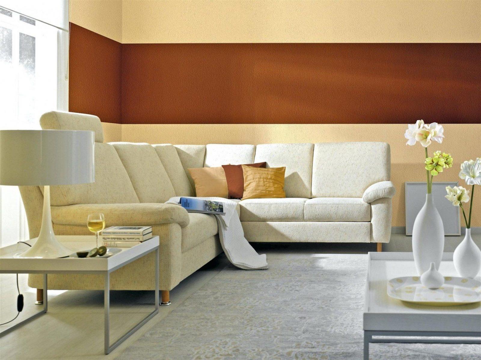 Am Besten Wohnideen Wohnzimmer Braun Weis Konzept Kof Syunpuu von Wohnzimmer Farblich Gestalten Braun Bild