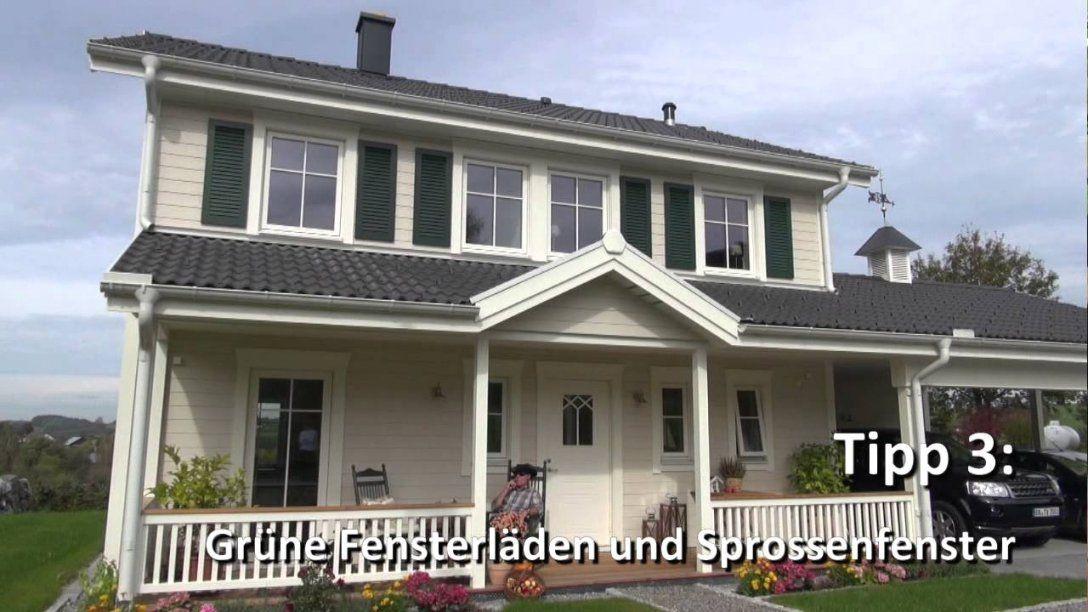 Amerikanisches Holzhaus Bauen Und Wohnen Mit Stil 6 Avec von Amerikanische Häuser Bauen In Deutschland Bild