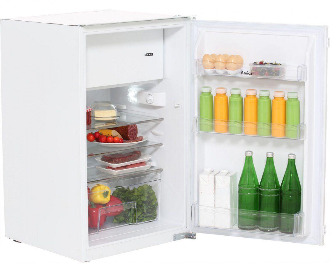 Amica Eks16171 Einbaukühlschrank Mit Gefrierfach  88Er Nische von Billige Kühlschränke Mit Gefrierfach Bild