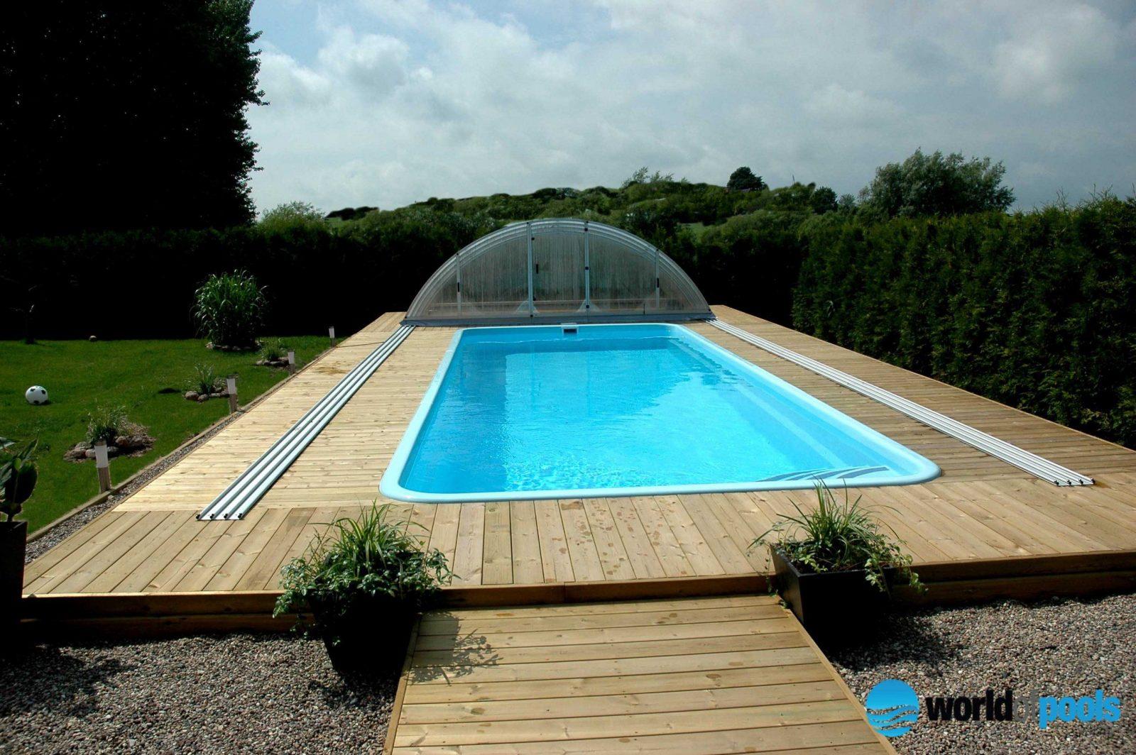 Angebot Pools Für Garten Swimmingpools Fertigschwimmbecken von Pool Aus Polen Kaufen Bild