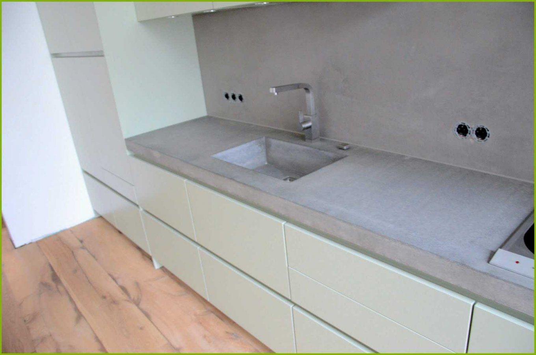 beton cire arbeitsplatte selber machen | haus design ideen