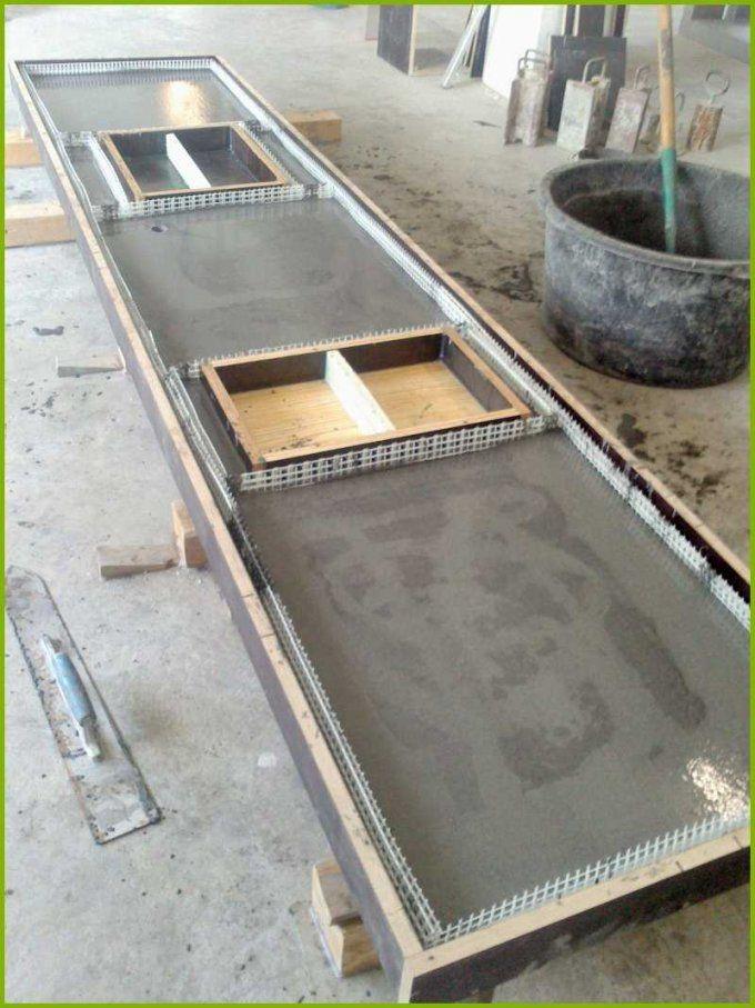Arbeitsplatte Küche Beton Selber Machen Der Beste Betonwerk von Küchenarbeitsplatte Beton Selber Machen Photo