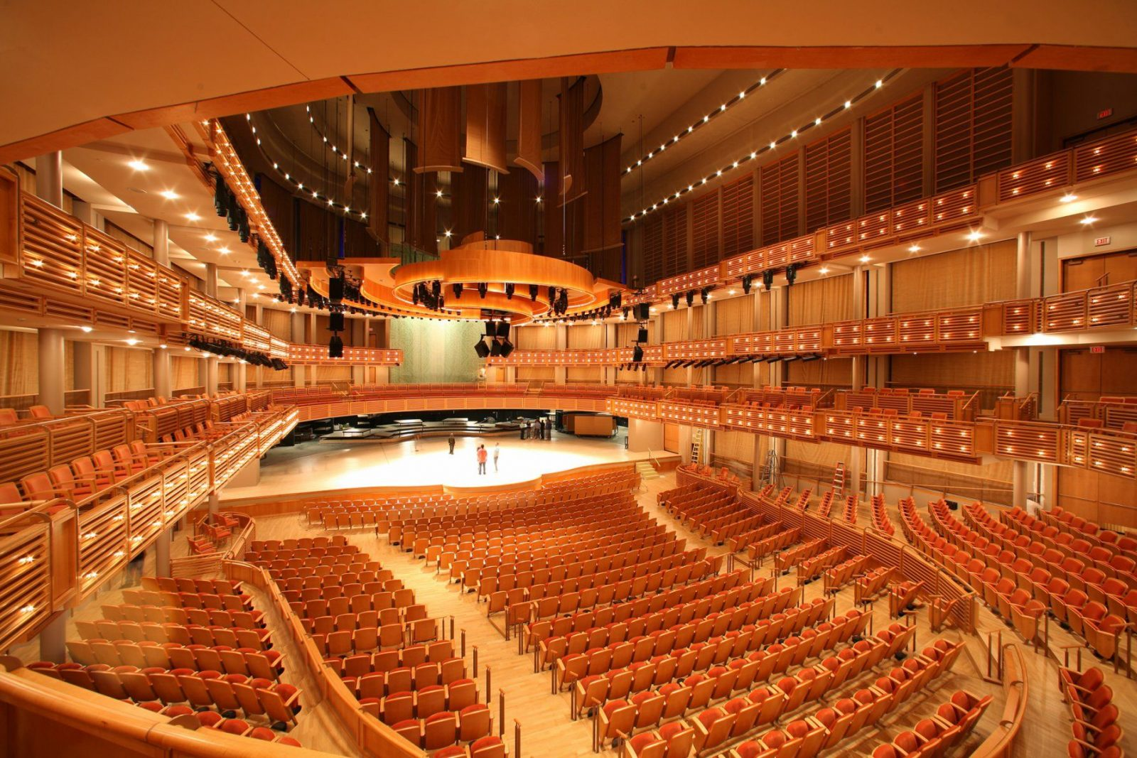 Arsht Center Tours  South Florida Finds von Adrienne Arsht Seating Chart Bild