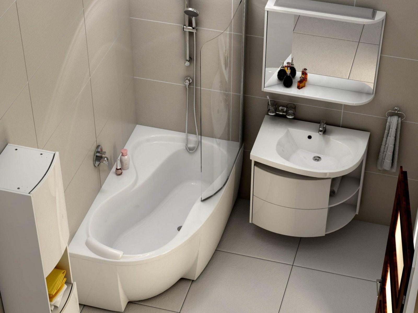 Asymmetrische Badewanne Schürze 160 X 95 Cm Und Duschbereich von Badewanne Mit Schürze Günstig Bild