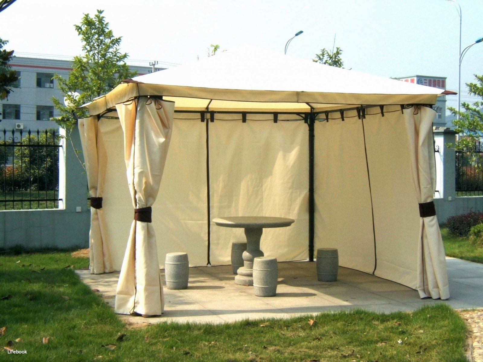 Aufbauanleitung Pavillon 3×3 Luxus – Litebook von Pavillon Dach 3X3M Wasserdicht Ersatzdach Photo