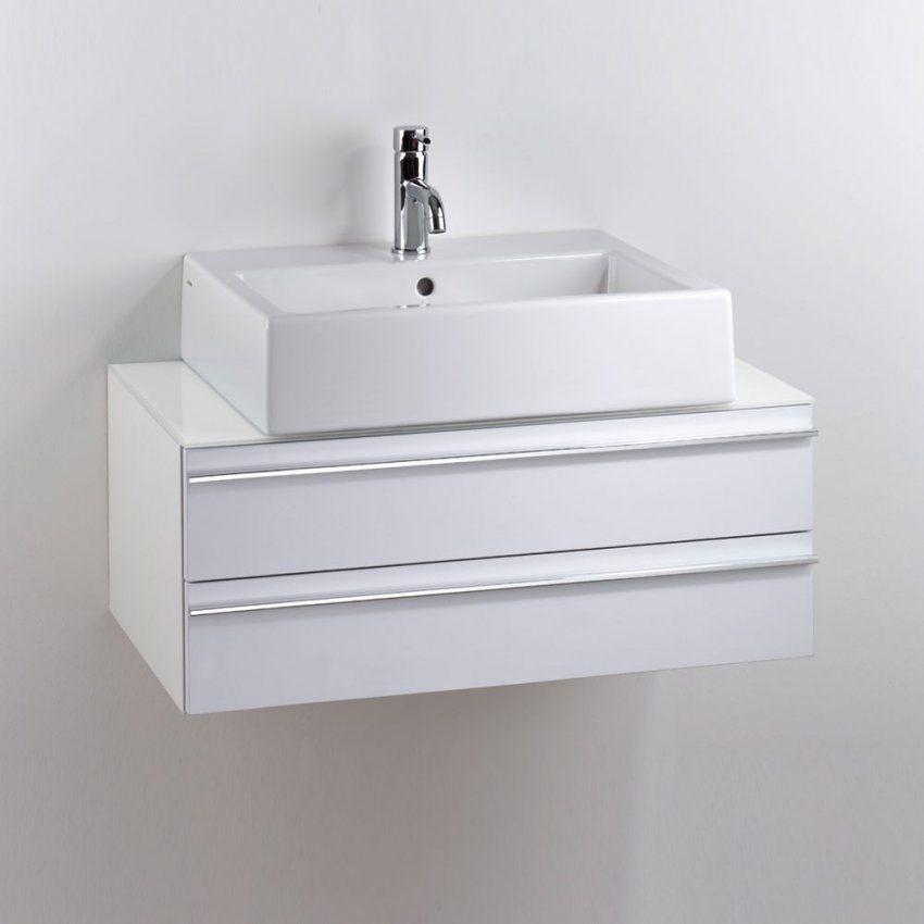 Aufsatzwaschbecken Mit Unterschrank  Einfaches Design von Waschbecken Aufsatz Mit Unterschrank Bild