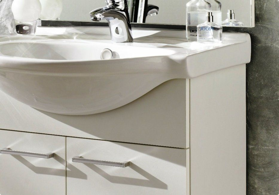 Badezimmer inspiration ansprechend waschbeckenunterschrank for Aufsatzwaschbecken mit unterschrank
