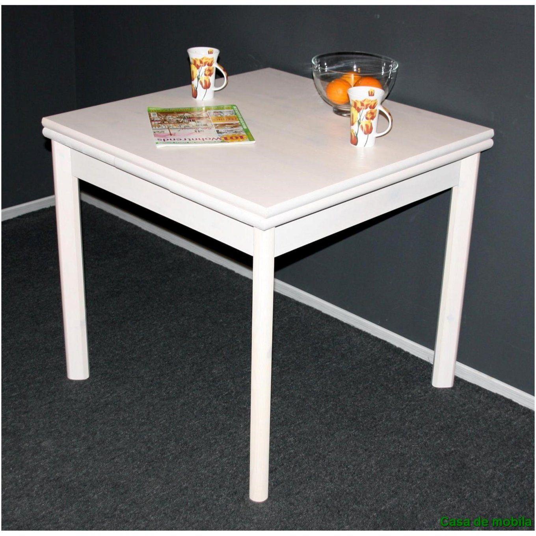 Außergewöhnlich Esstisch 80X80 Ausziehbar Weiß Ideen 2132 von Esstisch Weiß Hochglanz 80X80 Ausziehbar Photo
