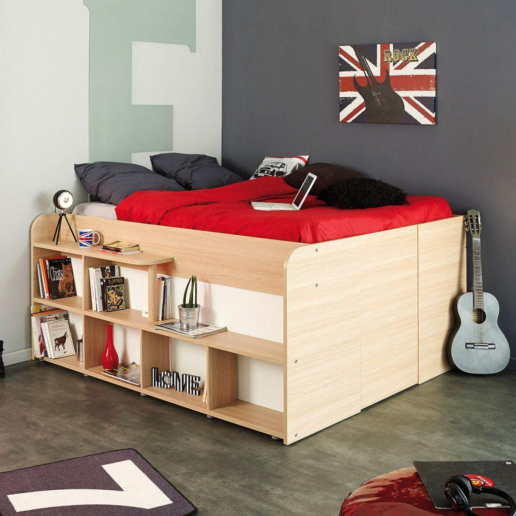 Ausgezeichnet Bett Mit Stauraum 140X200 Markenname On Auch Avec Bett von Bett Mit Aufbewahrung 140X200 Bild
