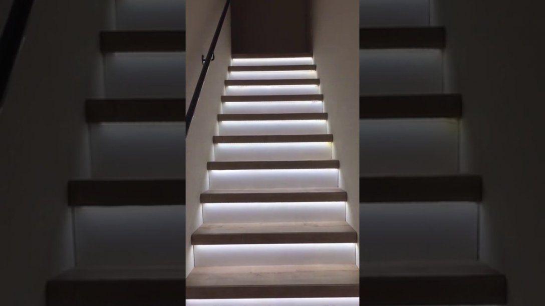 Automatische Sensorgesteuerte Ledtreppenbeleuchtung Aslt16 Pro V2 von Treppenbeleuchtung Led Mit Bewegungsmelder Bild