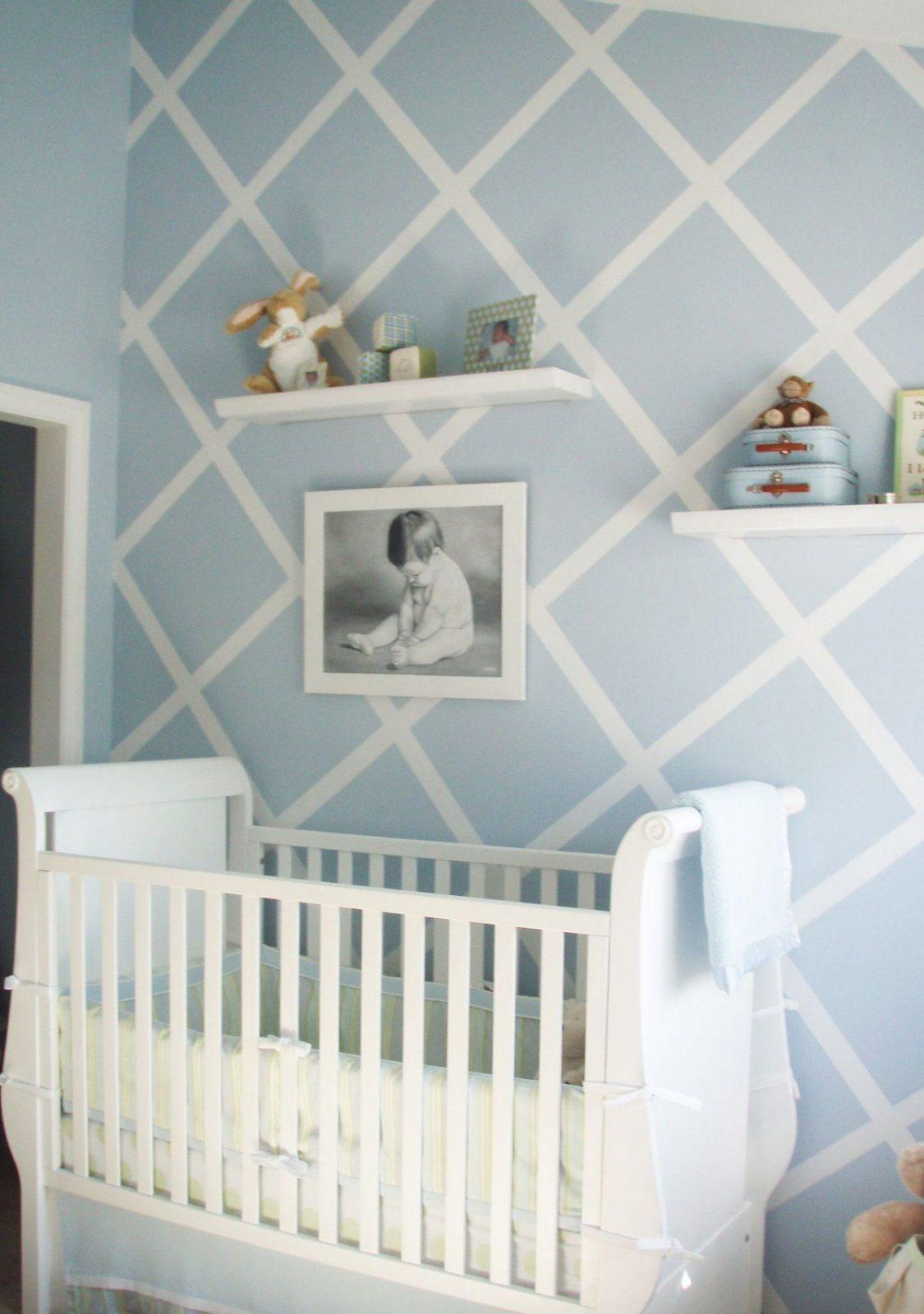 Babyzimmer Einrichten Und Dekorieren Babyzimmer Einrichten Blau Von  Babyzimmer Streichen Ideen Bilder Photo