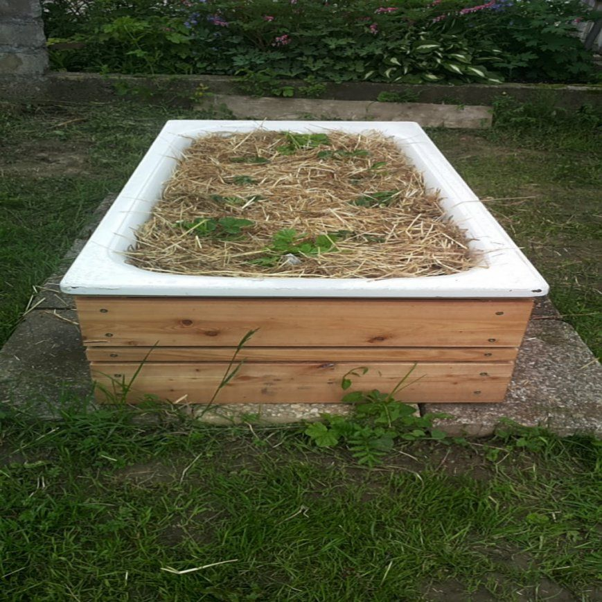 Badewanne Im Garten Pertaining To The House – Supergallery von Badewanne Für Den Garten Photo