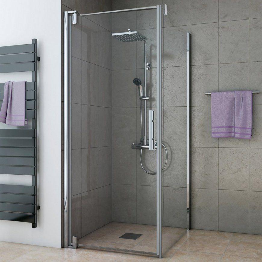 Badezimmer  Duschkabinen Kaufen Bei Obi Duschkabine Badewanne Mehr von Duschvorhang Halterung Für Badewanne Bild