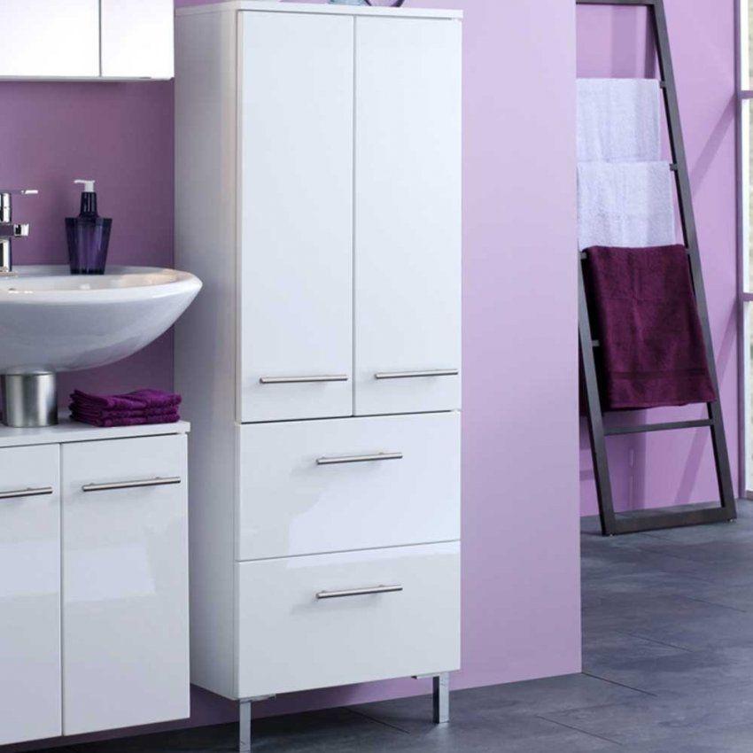 Badezimmer Hochschrank 50 Cm Breit  Design von Bad Hochschrank 50 Cm Breit Bild