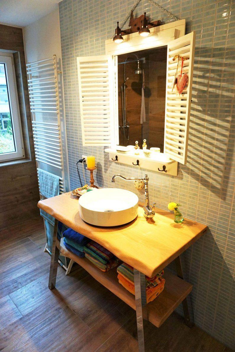 Badezimmer Inspiration  Erstaunlich Badezimmer Rustikal Und von Badezimmer Rustikal Und Trotzdem Cool Photo