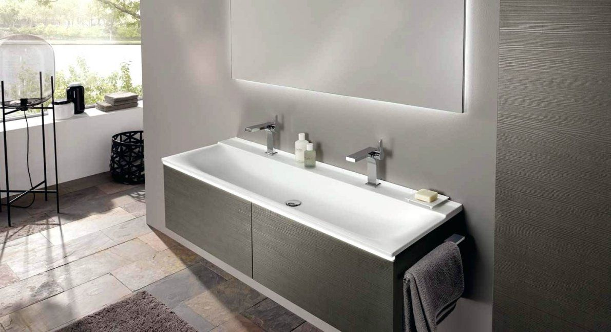 Badezimmer inspiration exquisit waschbecken mit for Badezimmer waschbecken mit unterschrank