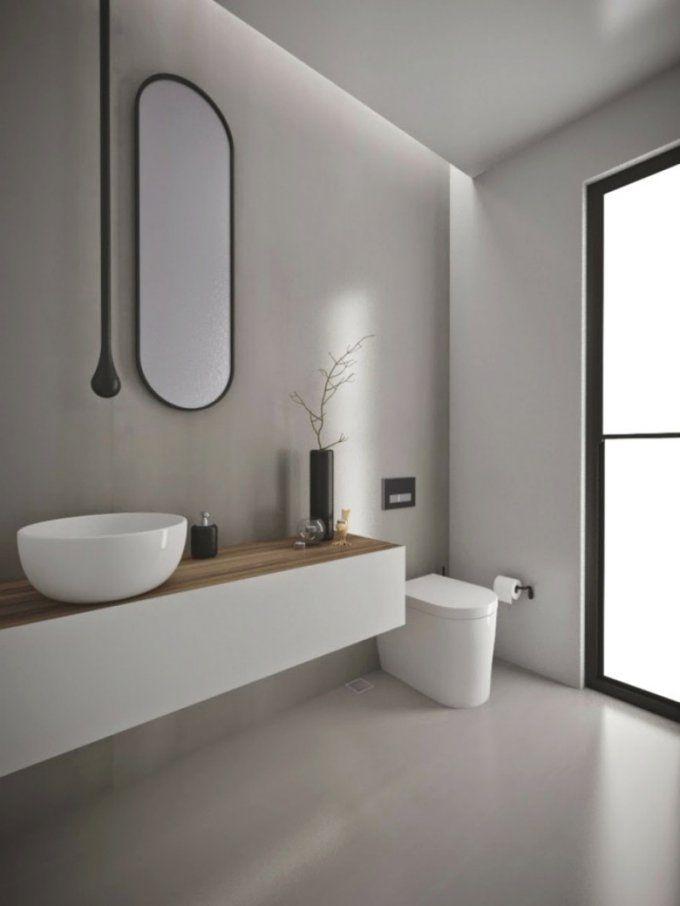 Badezimmer Inspiration  Faszinierend Wandgestaltung Ohne Fliesen von Wandgestaltung Badezimmer Ohne Fliesen Photo