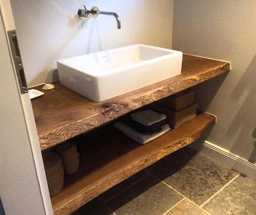 Badezimmer Rustikal Und Trotzdem Cool  Die Schönsten Einrichtungsideen von Badezimmer Rustikal Und Trotzdem Cool Bild