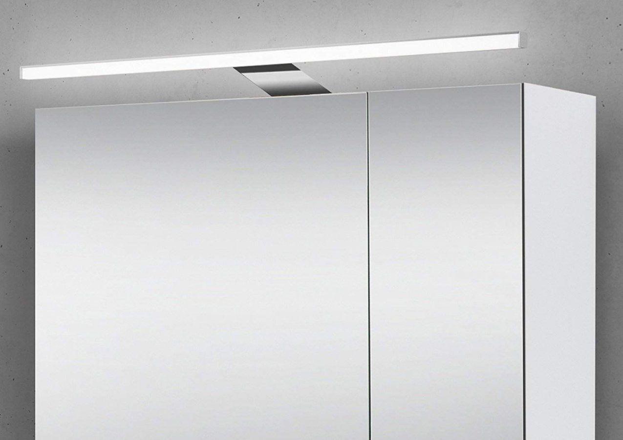 Badezimmer Spiegelschrank Mit Beleuchtung Einzigartig Badezimmer von Bad Spiegelschrank Led Leuchte Bild