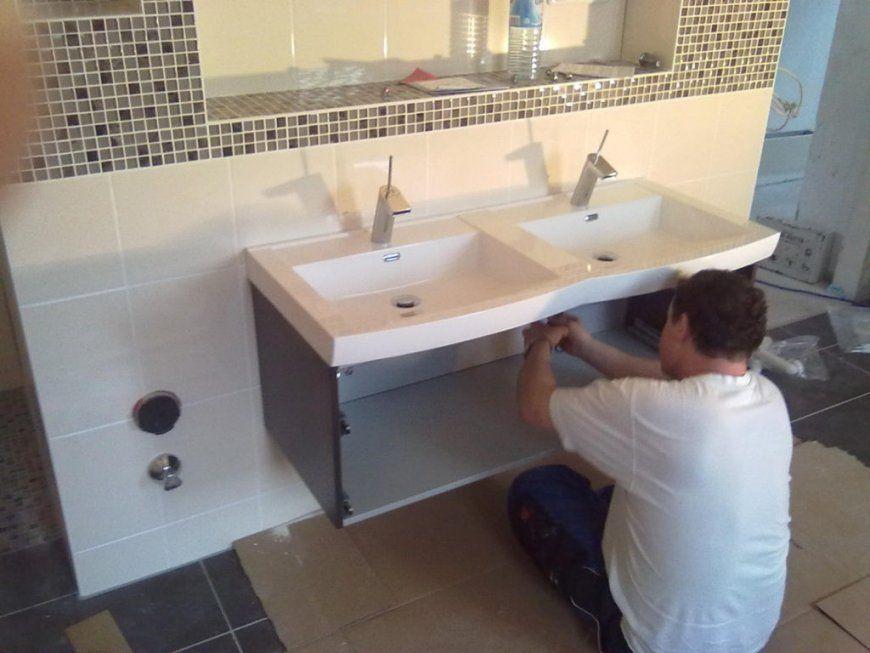 Badezimmer Unglaublich Bad Unterschrank Selber Bauen Die Besten Avec von Unterschrank Für Aufsatzwaschbecken Selber Bauen Bild