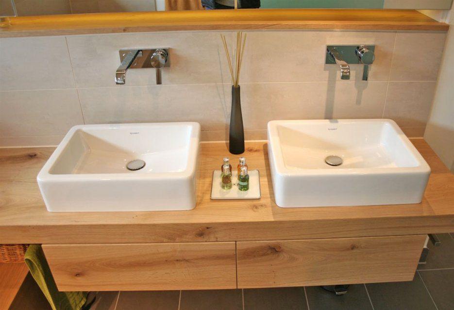 Badezimmermöbel Selber Bauen Gispatcher von Waschbecken Aus Holz ...