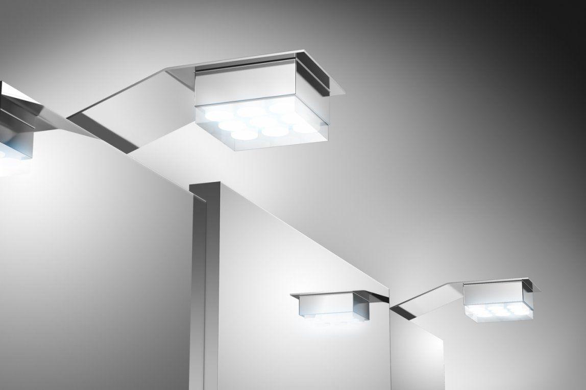 Badezimmerchrank Mit Beleuchtung Cm Breit Gebraucht Licht Und Ablage von Bad Spiegelschrank Led Leuchte Bild