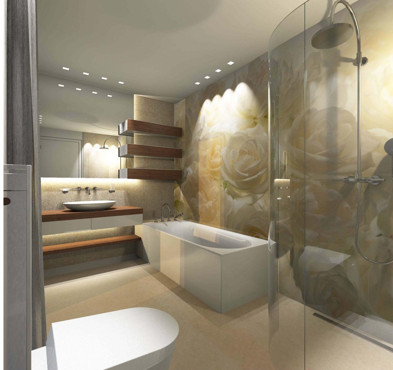 Badplanung 2018 Funktionalität Und Design Luxuriös Kombiniert Von Badezimmer  Beispiele 10 Qm Bild