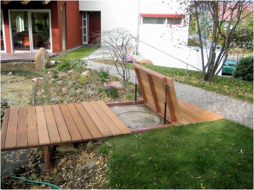 Balkon Treppe Selber Bauen Garten Terrasse Selber Bauen Einfach von Treppe Im Garten Selbst Bauen Bild