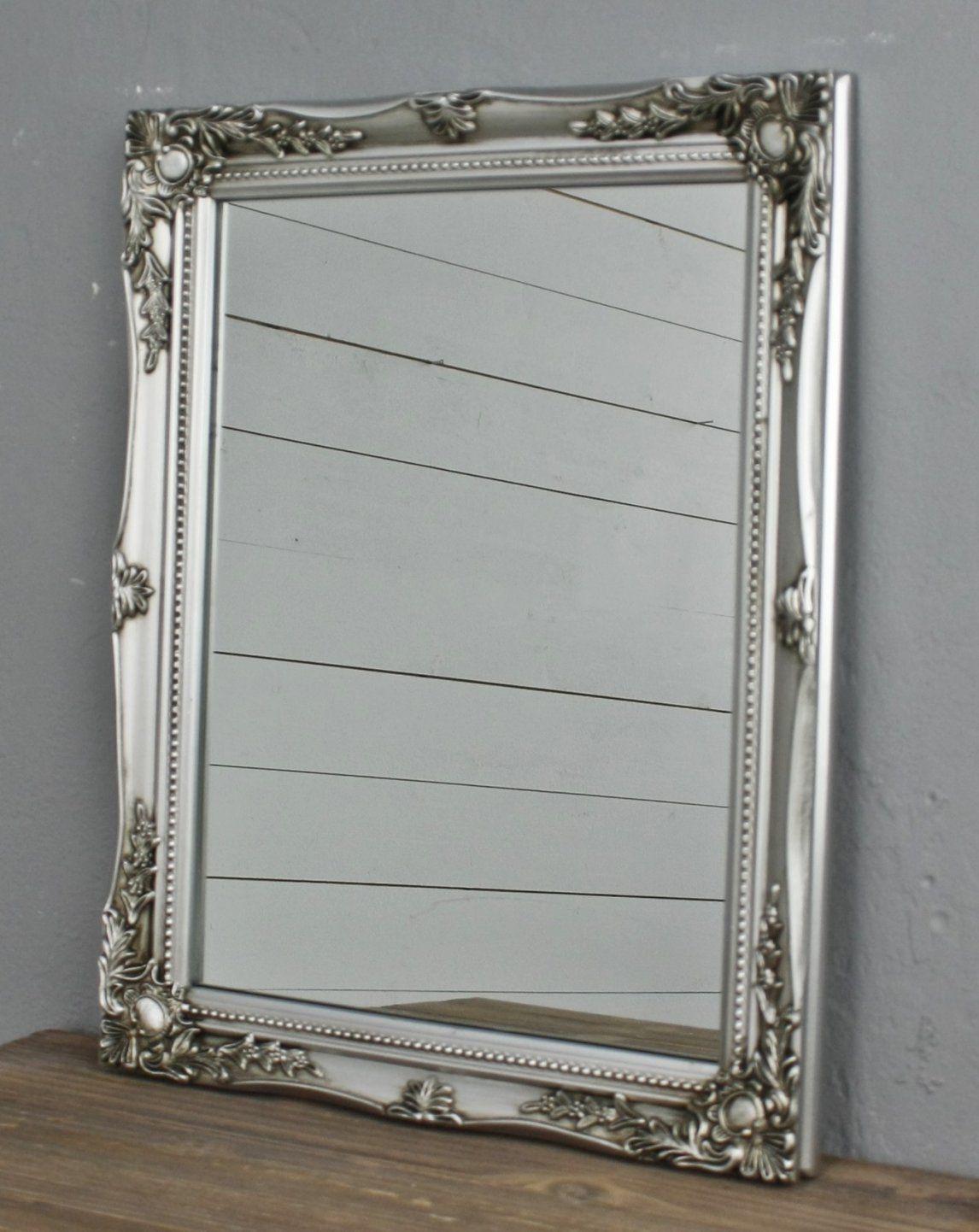Barock Spiegel Silber Spiegel Silber Barock Spiegel Silber Barock von Barock Spiegel Silber Groß Photo