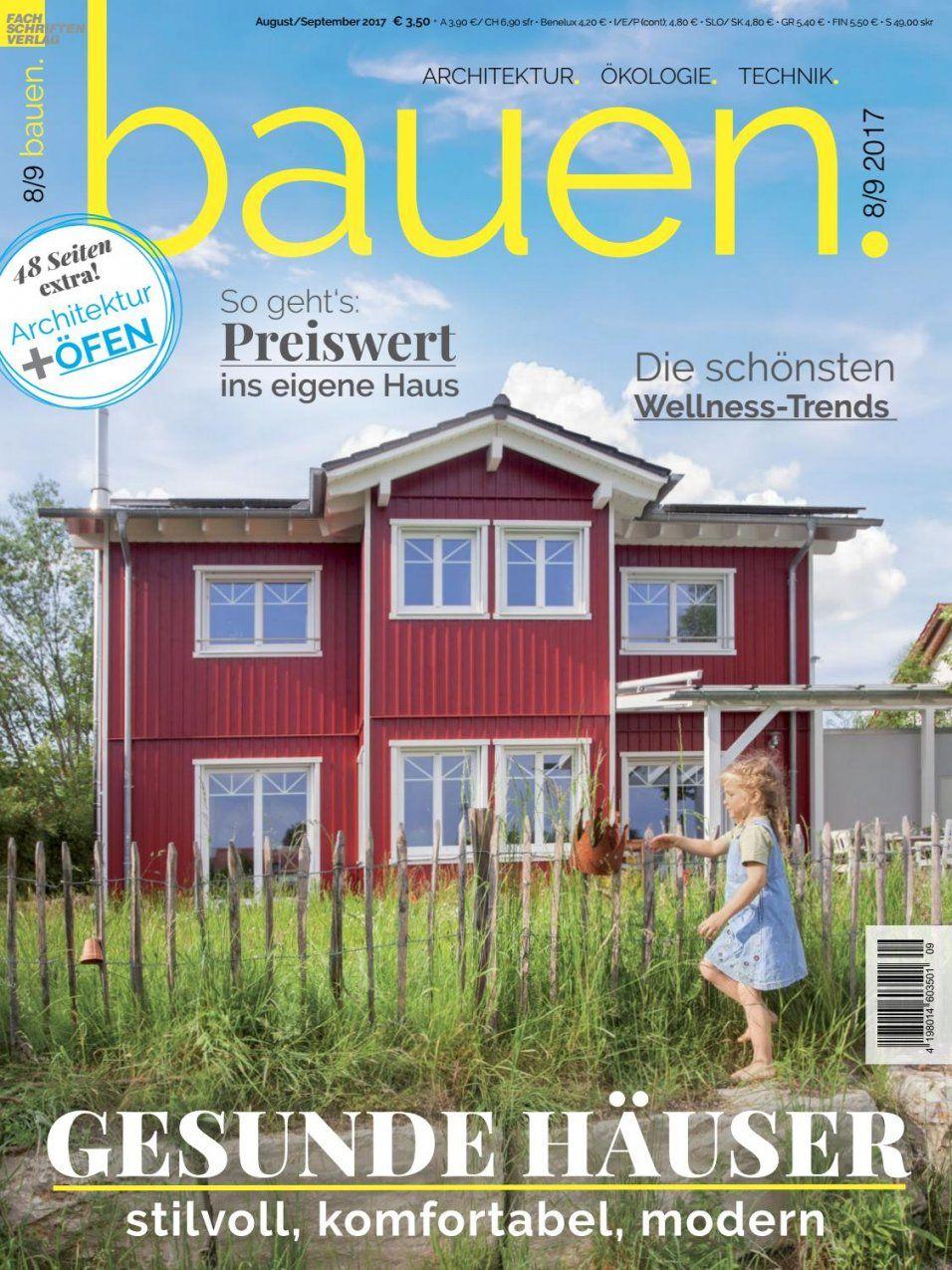 Bauen 892017Fachschriften Verlag  Issuu von Rensch Haus Ausbaustufe Fast Fertig Bild