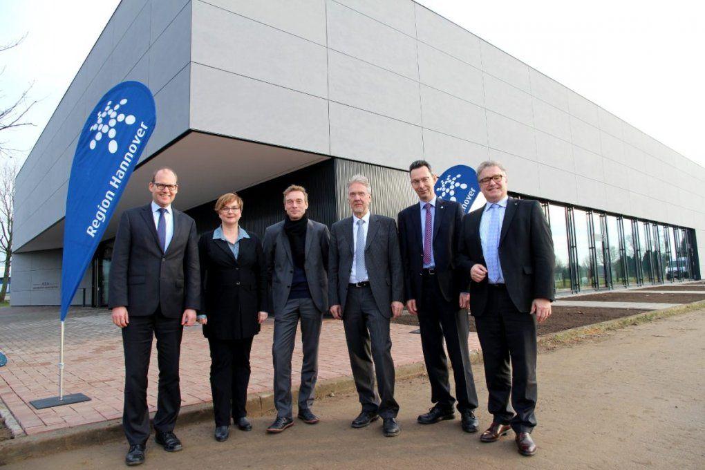 Bbs Neustadt Nimmt Neue Mehrzweckhalle In Betrieb  Neustadt City News von Bbs Neustadt Am Rübenberge Bild