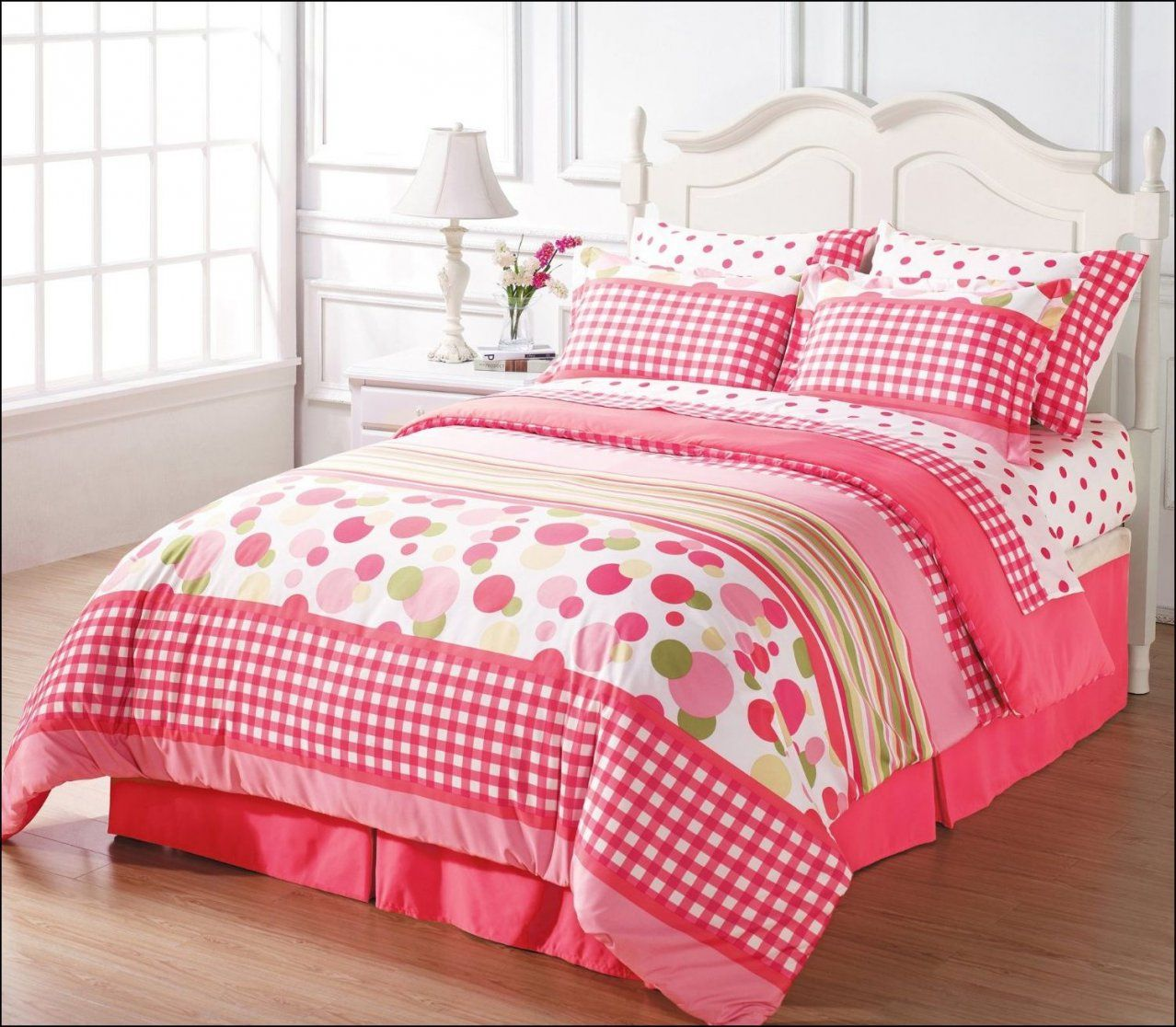 Bed Sheet 18  Snzglobal von Polka Dotted Bed Sheets Photo