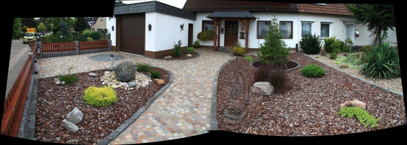 Beet Mit Steinen Anlegen Mit Gartengestaltung Schön Und Pflegeleicht von Gartengestaltung Mit Rindenmulch Und Steinen Photo