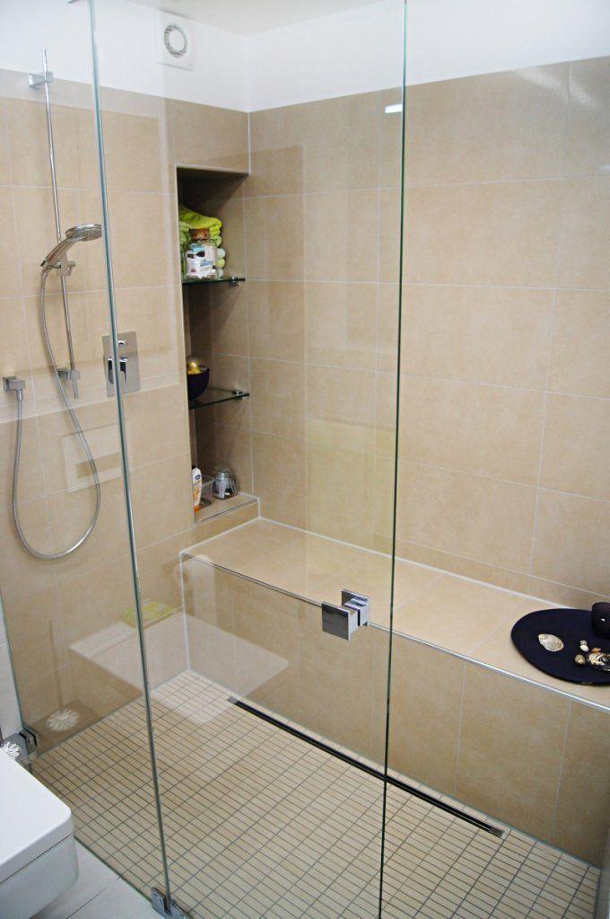 Begehbare Dusche Mit Sitzbank Mit Bundesbaublatt 1 Und 100528022 von Sitzbank Dusche Selber Bauen Photo