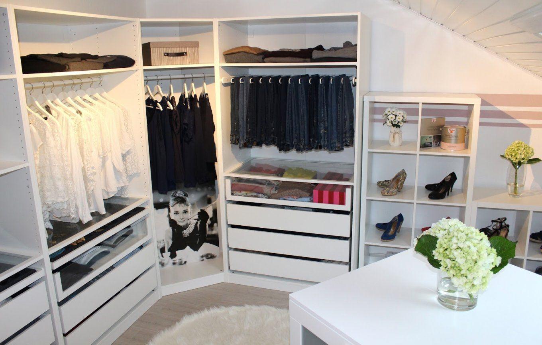 Begehbarer Kleiderschrank Selber Bauen Diy Abc Besser Schlafen For von Offenen Kleiderschrank Selber Bauen Bild