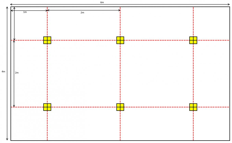 Beleuchtung Mit Deckenspots Richtig Planen (33) – Florina Und von Abstand Led Spots Decke Bild